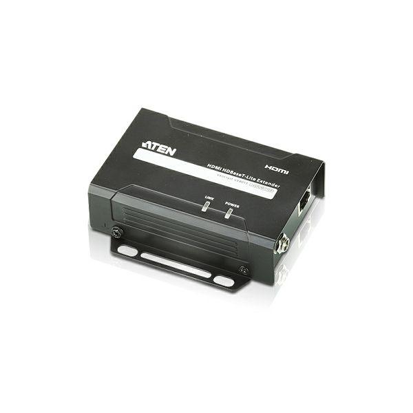 ATEN VE801T, HDMI HDBaseT-Lite TRANSMITTER W/EU ADP (Single Cat5 supported)