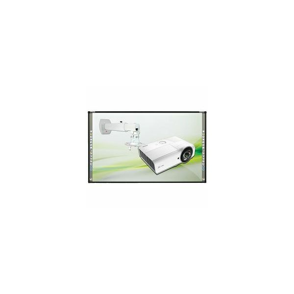 Projektor Vivitek DX881ST + Nosilec + Hitachi Starboard FX79E1