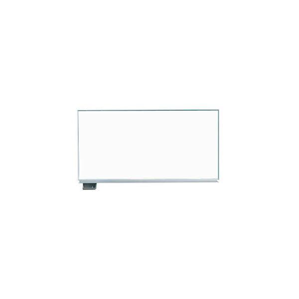 Šolska tabla 240x120, bela, magnetna