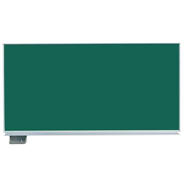 Šolska tabla 100x100, zelena, magnetna