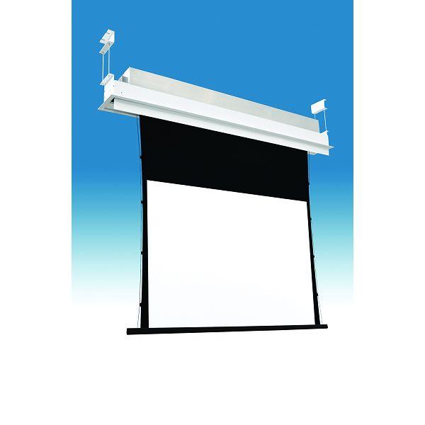 Stropno električno projekcijsko platno Euroscreen Raffaello 400x300